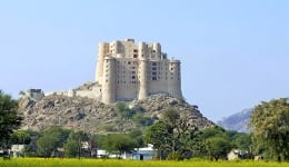 Rajasthan's newest hotel is a 230-year-old fort!