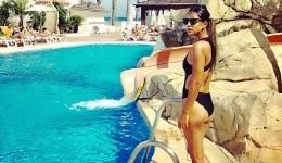 Nia Sharma is scorching up Spain for Khatron ke Khiladi!