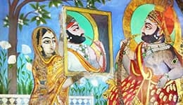 7 beautiful murals of Udaipur that will take you centuries back in history