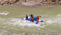 River rafting in Kolad – Everything you need to know