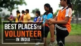 Best places to volunteer in India