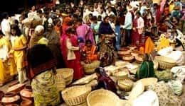 Shopping in Bandhavgarh