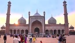 5 interesting facts about Jama Masjid…