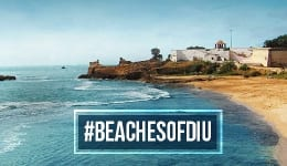 Here are 5 beaches of Diu you must visit!