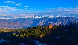 Summer vacation destinations in Himachal Pradesh