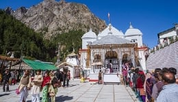 Gangotri photos: These Gangotri temple pictures portray the significance of Uttarakhand Char Dham Yatra 2017