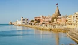 How to reach Dwarka