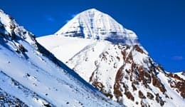 Adi Kailash and Om Parvat