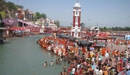 When is the best time to visit Haridwar