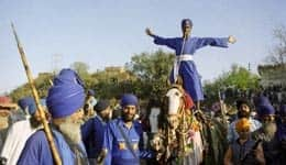 Holla Mohalla in Amritsar