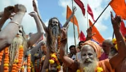 Ujjain Simhastha Kumbh Mela 2016 photos: 12 pictures of Ujjain Simhastha that is underway right now
