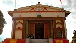 The Ganesh Tok and the Hanuman Tok
