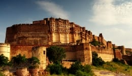 Famous forts of Rajasthan that define splendor