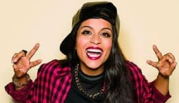 Lilly Singh, AKA Superwoman will be traveling to Mumbai for Youtube FanFest