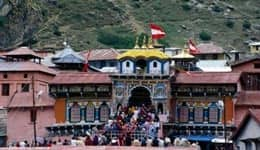 Badri-Kedar festival in Badrinath