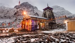 Kedarnath Yatra 2017: Kedarnath temple opening and closing date for Char Dham Yatra 2017