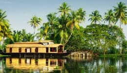 Alleppey in Kerala is India's favorite 'Waterfront Destination', says HolidayIQ