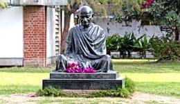 Navjivan trust's tribute to Mahatma Gandhi on his death anniversary…