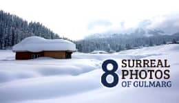 8 surreal photos of Gulmarg that will transport you to this winter wonderland