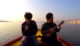 This song performed on a boat in Varanasi perfectly captures the essence of travel!