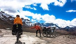 5 places in India best explored on a bicycle…