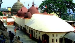 Why does Guwahati's Kamakhya temple remain closed for three days every year?