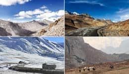 9 mesmerizing pics that sum up the beauty of mountain passes in India