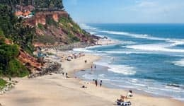5 reasons why you should visit Varkala in Kerala!