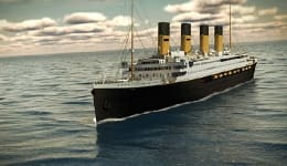 Underwater tours of the Titanic wreck to begin from 2018