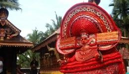 Famous festivals in Kerala