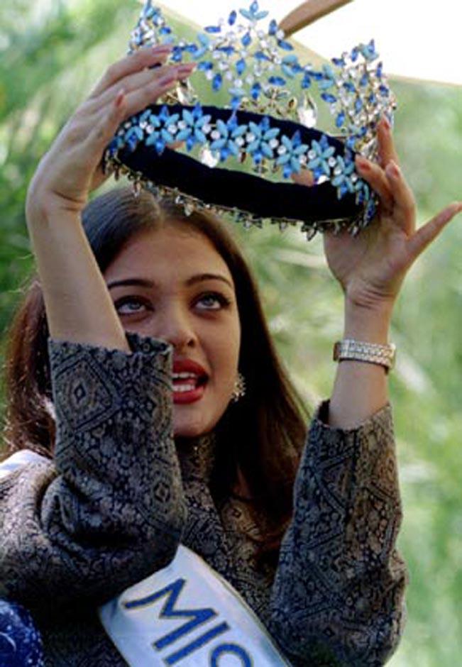 is Aishwarya rai the most beautiful bollywood actress