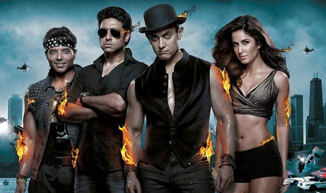 Music review: Dhoom 3 lacks new ideas