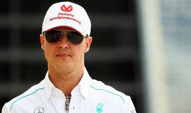 Michael Schumacher in coma after skiing accident