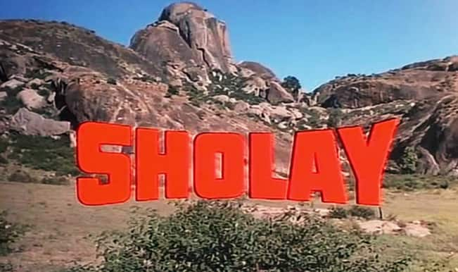The most interesting facts about Sholay you did not know