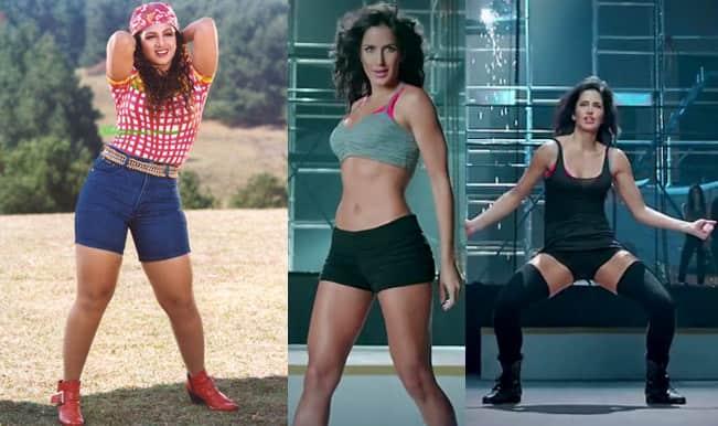 Why is Katrina Kaif doing a Rambha in Kamli?
