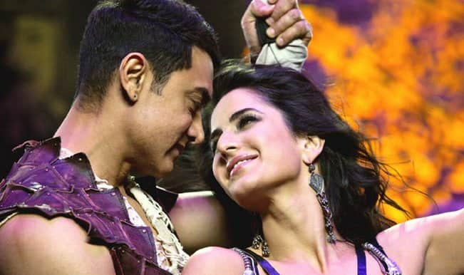 Dhoom 3: Is Katrina Kaif pregnant with Aamir Khan's child?