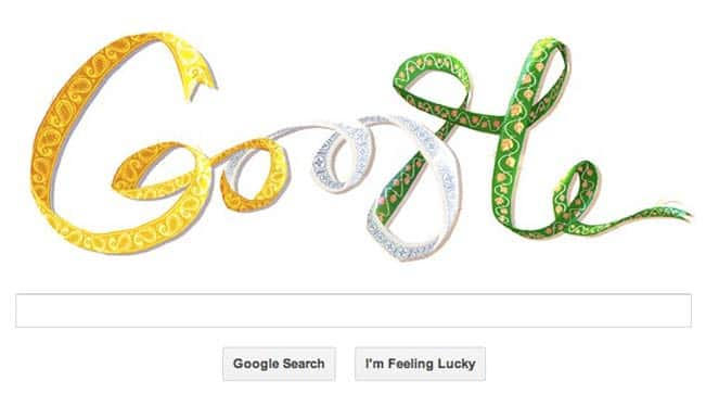 Top 8 Google Doodles of the Year