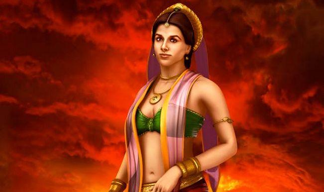 mahabharat-Draupadi-vidya-balan-rs