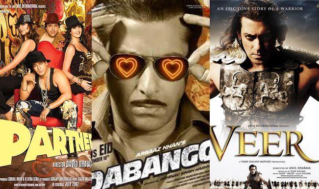 Birthday boy Salman Khan's 5 worst movies! | Latest News & Gossip ...