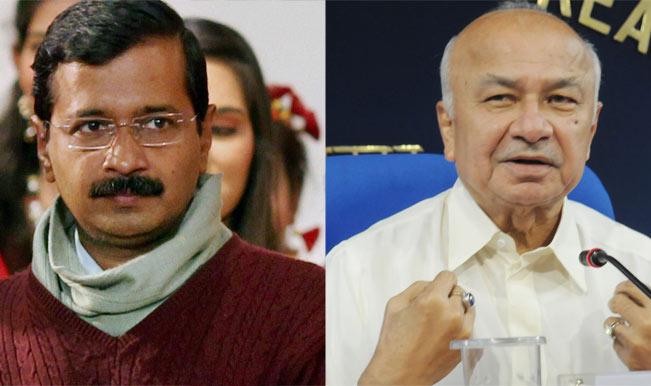 Sushilkumar Shinde calls Arvind Kejriwal a 'yeda Chief Minister'