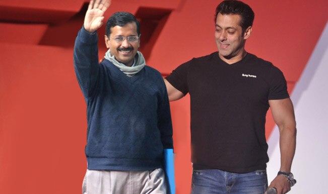 Plot leaked! Salman Khan's Jai Ho is based on Arvind Kejriwal's AAP