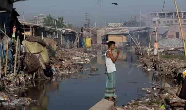 Hazaribagh's Tanneries Contribute To Its Status As One Of World's Most Polluted Places