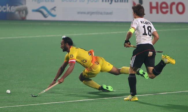 Hockey-World-League-Final---India