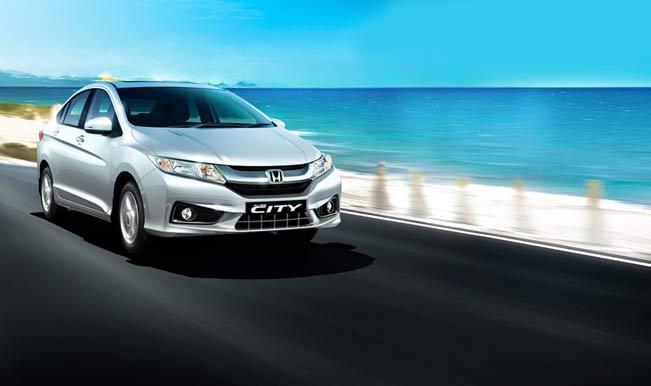 Honda launches fourth generation Honda City