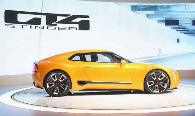 The best looking cars from Detroit Auto Show 2014