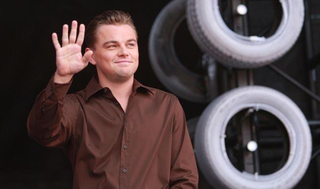 Leonardo DiCaprio terrified of weird ghost noises