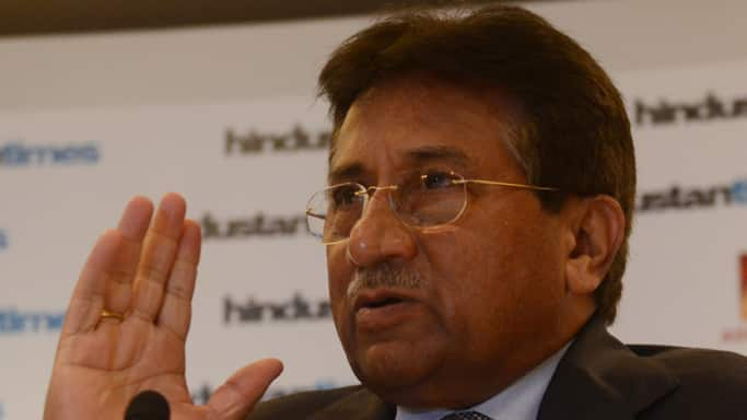 'Musharraf Mulled Using Nukes Against India After 2001 Attack'