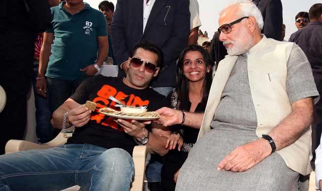 Nitish Kumar slams Salman Khan for defending Narendra Modi