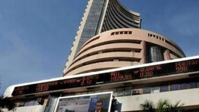 Sensex continues downtrend; ends down 36.21 points