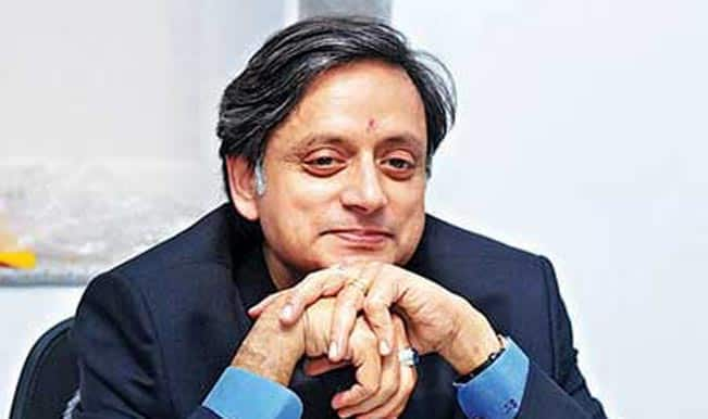 """Shashi Tharoor and his wife say """"all is well"""" after Twitter fiasco"""